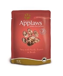 APPLAWS Tuna with Pacific Prawn Pouch  2.4 oz