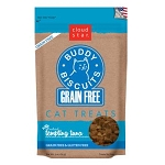 Buddy Biscuits Grain Free Tuna Cat Treats 3oz