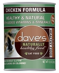 Dave's Chicken Formula 12.5 oz