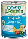 Cocolicious Organic Chicken & Beef 12.8 oz