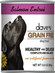 Dave's Grain Free Salmon 13 oz