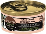 Dave's Grain Free & Tuna & Shrimp 5.5 oz