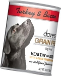 Dave's Grain Free Turkey & Bacon Grain Free