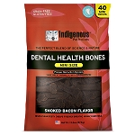 Indigenous Dental Health Mini Bones Smoked Bacon