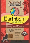 Earhtborn Holistic Bison Meal Biscuits 14oz