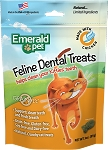 Emerald Pet Feline Dental Chicken Treats