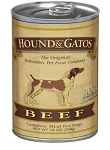 Hound & Gato Beef for Dogs 13oz
