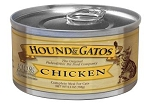 Hound & Gatos Grain Free Chicken for Cats 5.5oz