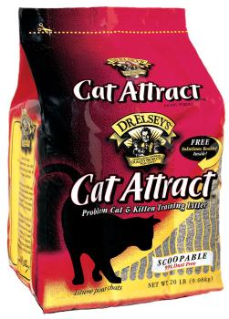 Dr Elsey S Cat Attract Litter 20 Lb