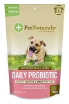 Pet Naturals Daily Probiotic 60ct Chews