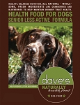Dave's Naturally Healthy Senior Dog Food 18 lb