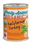Party Animal Organic California Turkey  13 oz