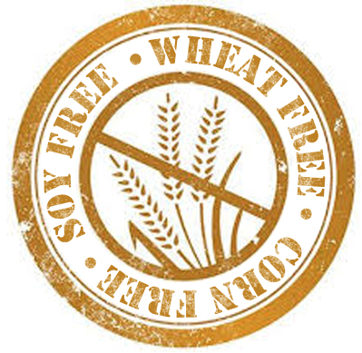 Corn, Wheat or Soy allergy
