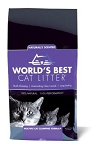 World's Best Cat Litter Extra Strength Lavender Mutiple Cat Formula 7lbs