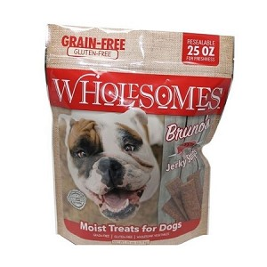 Wholesomes Bruno's Jerky Sticks 25oz