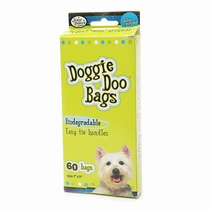 Doggie Doo Bags 60 count