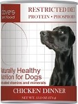 Dave's Restricted Diet Chicken Dinner for Dogs 13oz