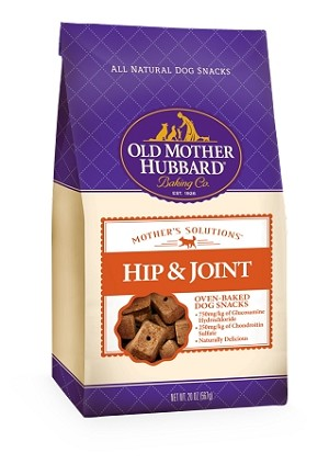 Old Mother Hubbard Hip and Joint Biscuits 20oz