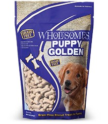 Sportsmix Puppy Golden Grain Free Biscuits  2 lb