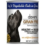 Dave's Beef & Vegetables Cuts in Gravy 13.2 oz