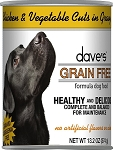 Dave's Chicken & Vegetable Cuts in Gravy 13.2 oz