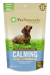 PetNaturals Dog Calming Aid 30 Chews